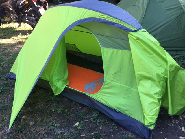 sports shoes bd597 c6890 Salewa Micra II trekking tent - Kibuba, Adventure on the ...